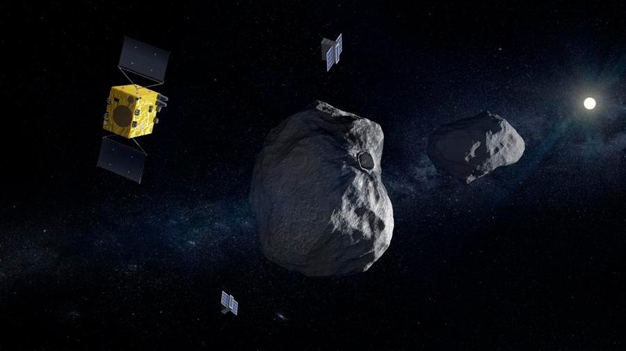 Un asteroide de 40 metros puede chocar contra la Tierra el 9 de septiembre