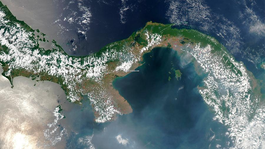 Actividad volcánica fue decisiva en formación del istmo de Panamá