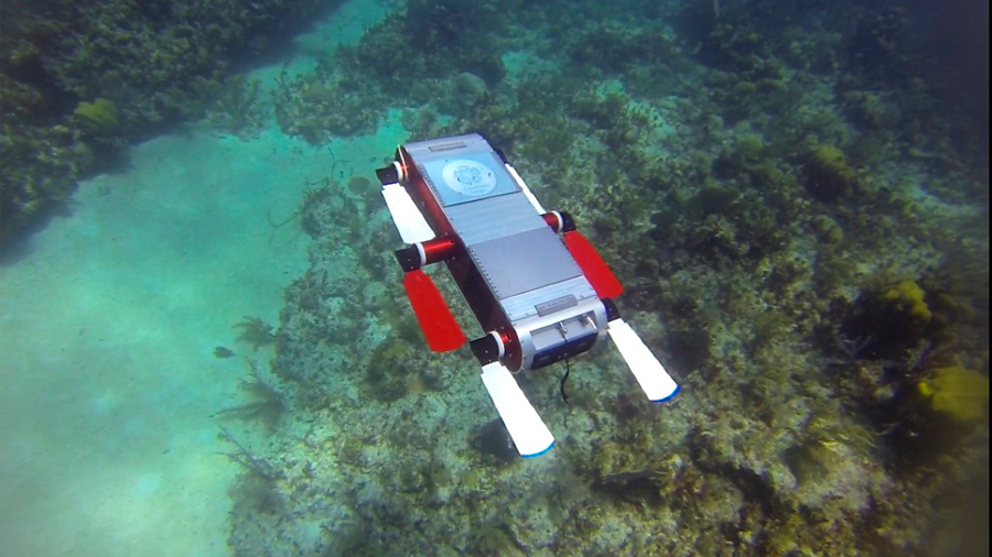 Diseñan científicos mexicanos submarino para protección de arrecifes