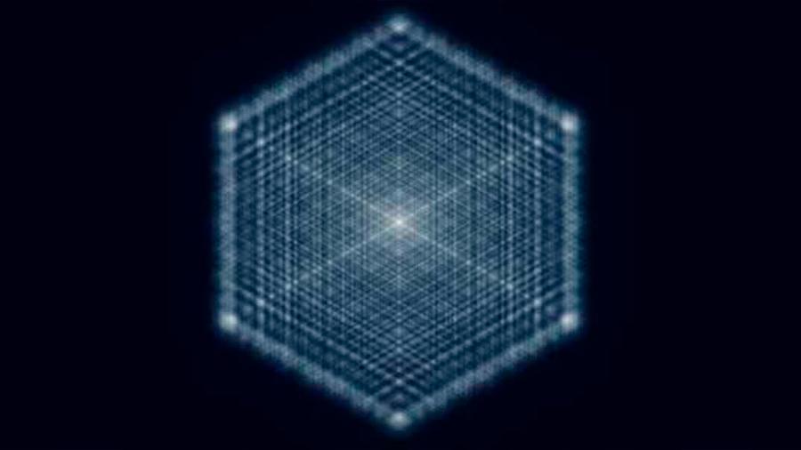 Consiguen por primera vez crear fractales a partir de láseres