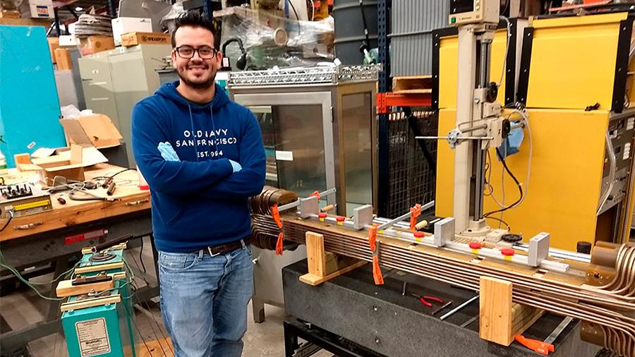Patenta investigador mexicano proceso para producción de cables superconductores de usos científicos