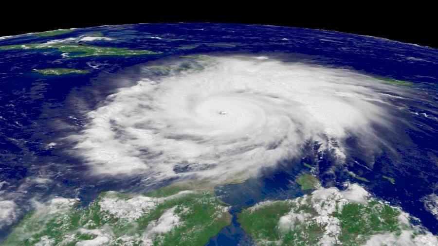 El cambio climático está provocando que los huracanes se intensifiquen más rápido