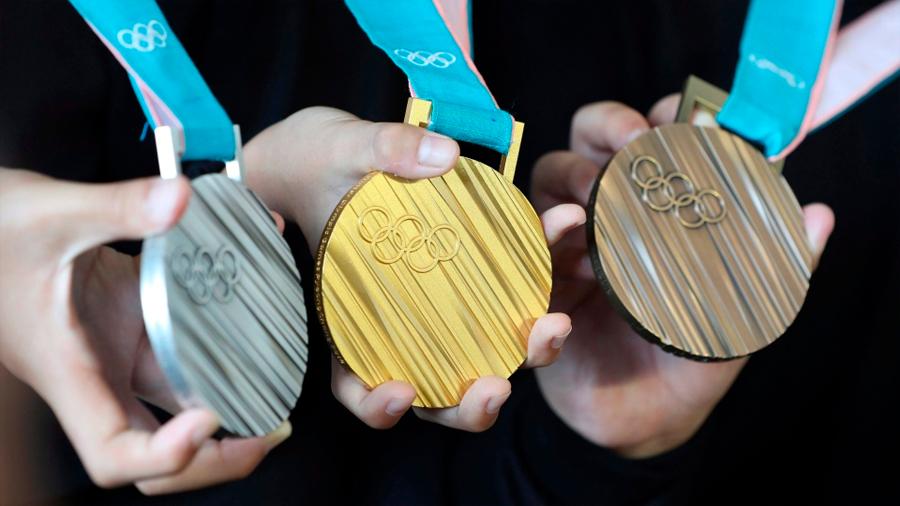 Tokyo 2020: las medallas olímpicas serán fabricadas a partir de desechos electrónicos reciclados