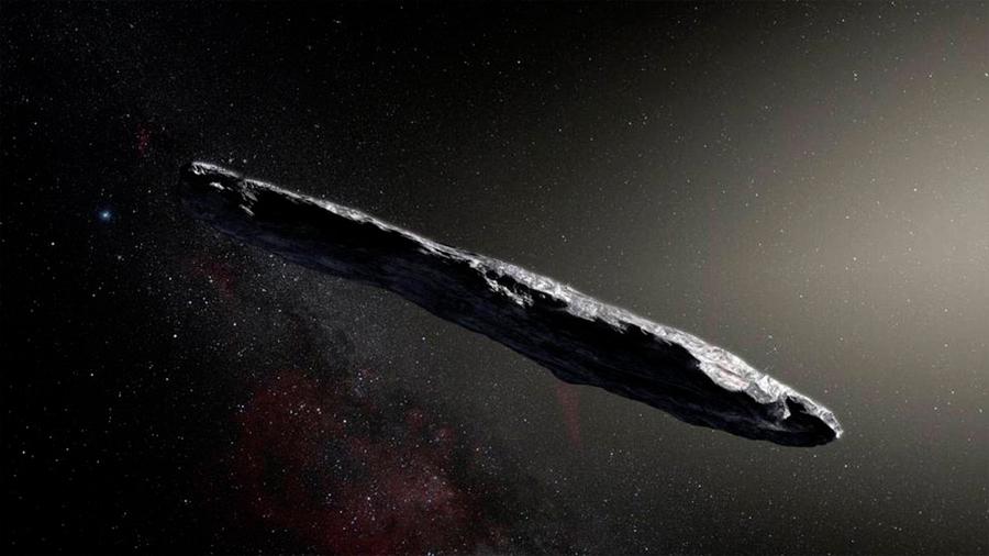 Responsable de Astronomía de Harvard, arma polémica al afirmar que una nave alienígena se acerca a la Tierra