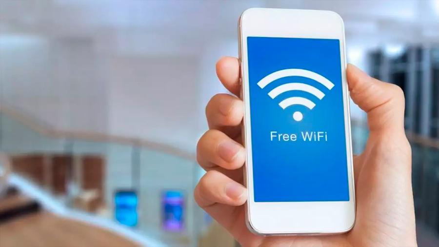 Invento permite usar el wifi para cargar el celular