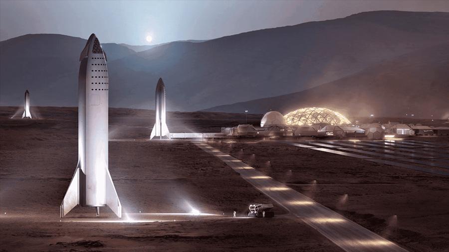 Elon Musk espera que mudarse a Marte cueste menos de 500 MIL dólares