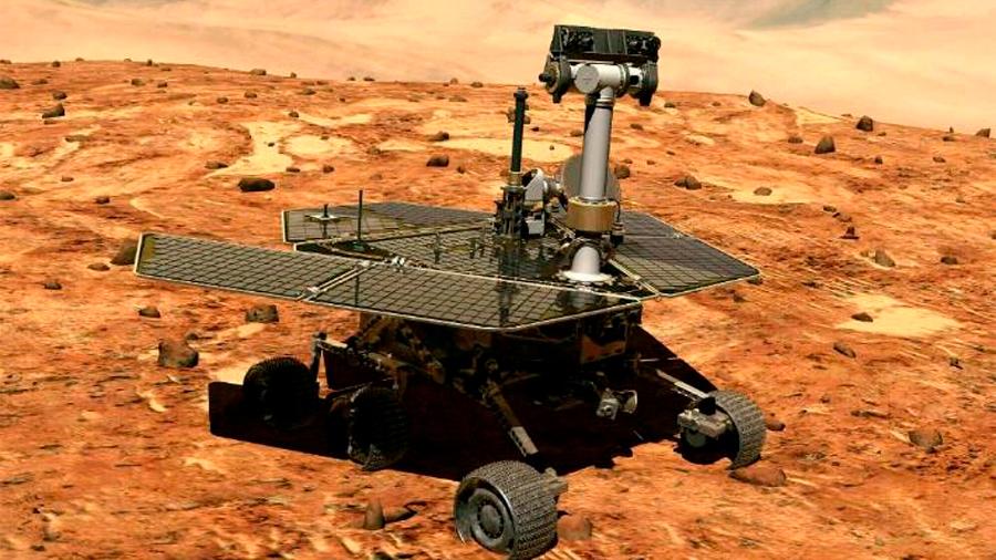 """Declaran """"muerto"""" al rover Opportunity en Marte"""