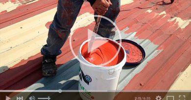 Mexicanos innovan impermeabilizante ecológico a partir de llantas recicladas