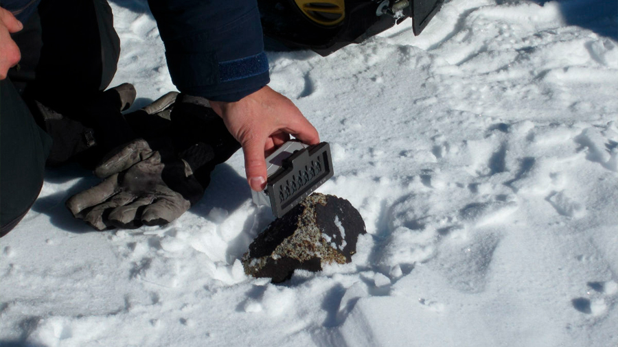 Un tipo de meteorito trajo más agua a la Tierra