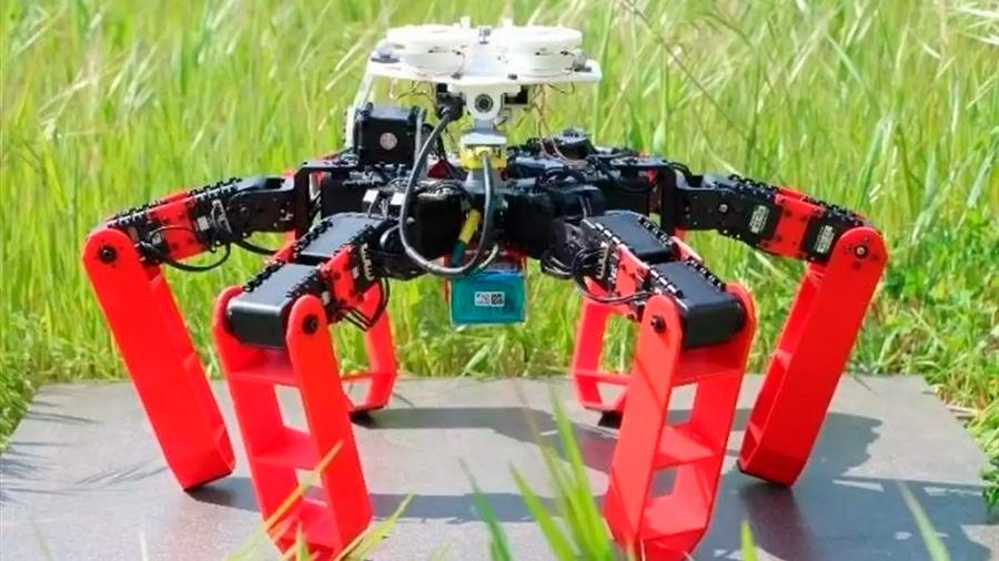 Creado el primer robot que se orienta sin GPS