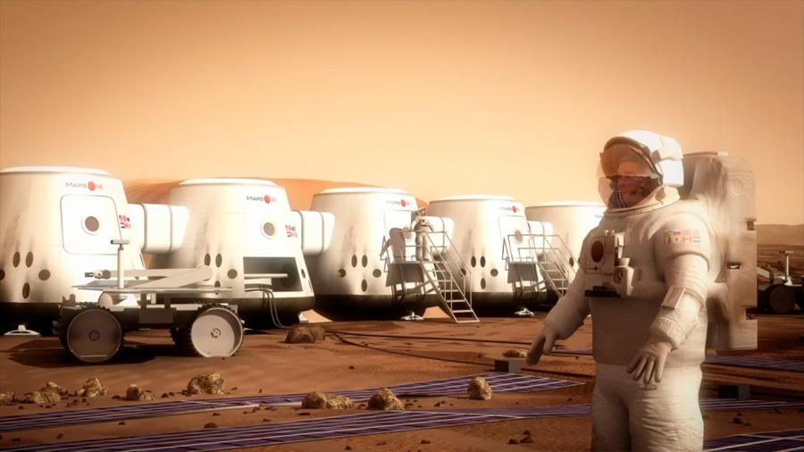En quiebra Mars One, la empresa que prometía enviar humanos a Marte