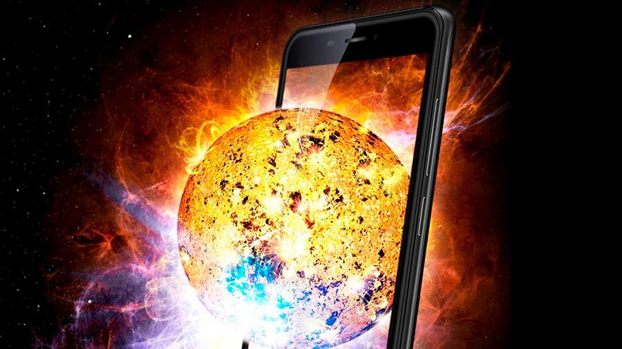 Nuevo teléfono tiene una batería que dura hasta 50 días