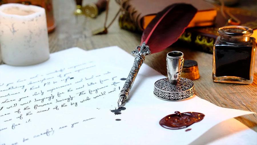 Reproducen cinco tintas medievales con recetas de los siglos XV y XVI
