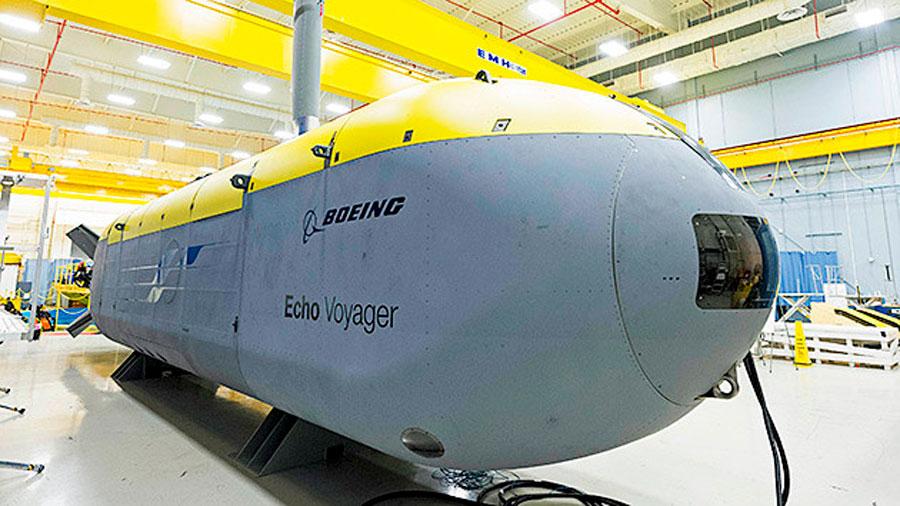 Así será el enorme vehículo marino autónomo y denominado submarino robótico Orca