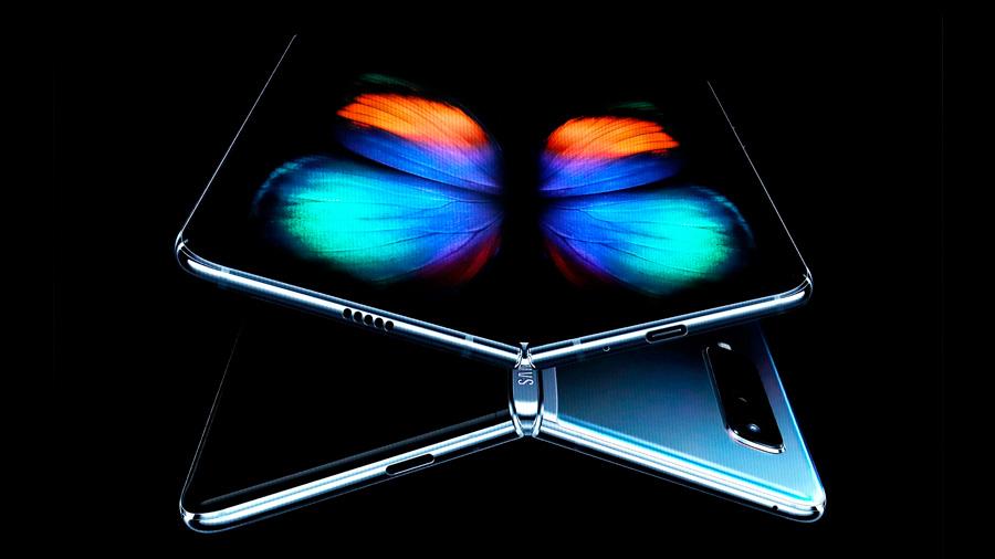 Samsung presenta el primer móvil plegable del mercado y sus nuevos Galaxy S10