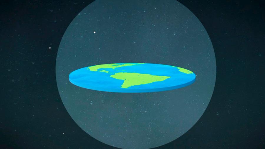 Cómo YouTube alimenta la teoría de que la Tierra es plana