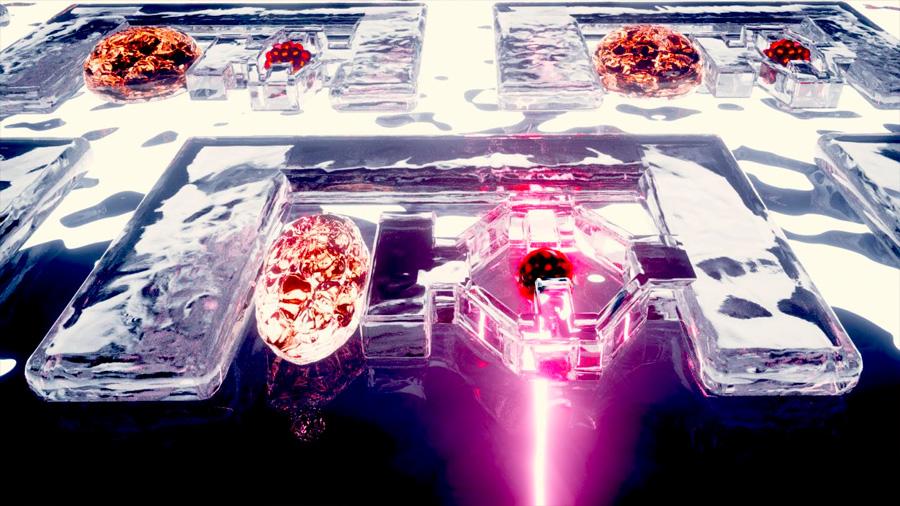 Crean robots microscópicos para terapias dirigidas