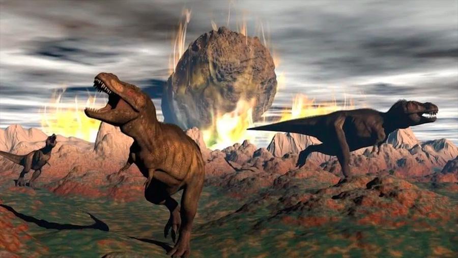 Científicos dudan sobre el papel del asteroide en la extinción de dinosaurios