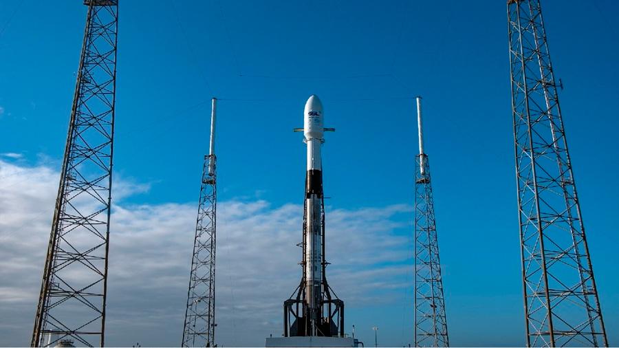 SpaceX lanza Beresheet, la primera misión privada a la Luna