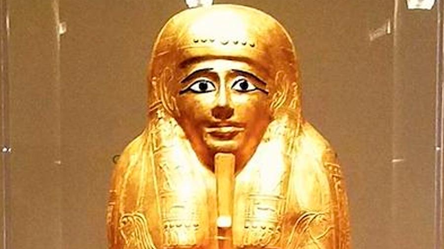 El MET adquirió un sarcófago egipcio robado y ahora deberá devolverlo