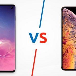Samsung vs Apple: ¿qué tecnología trae cada iPhone XS y Galaxy S10 y la batalla por ser el mejor de la temporada?