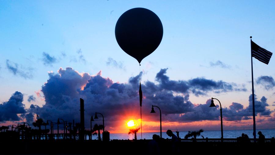 Cualquier persona podría manipular el clima con 'crowdfunding' y un montón de globos: estudio
