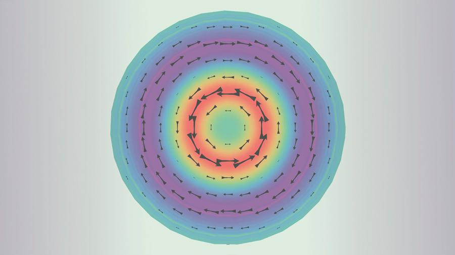 Logran el primer cálculo de la distribución de presión en un protón