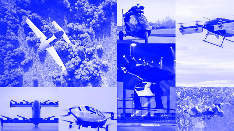 14 claves para entender la inminente llegada de los coches voladores