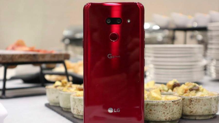 Probando al LG G8 ThinQ, el teléfono que se desbloquea escaneando tus venas