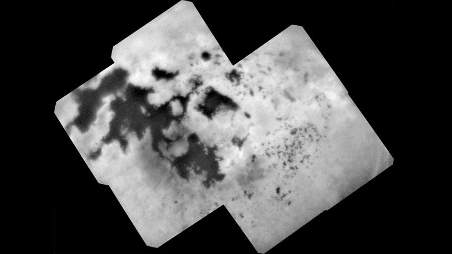 NASA juzga viable que vida alienígena sustentada por metano habite en Titán