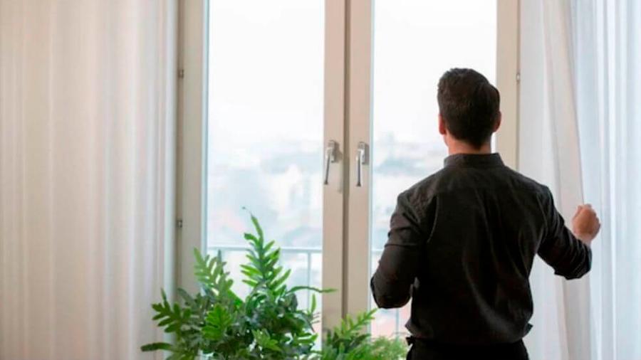 Compañía sueca Ikea presenta prototipo de cortinas que limpian el aire