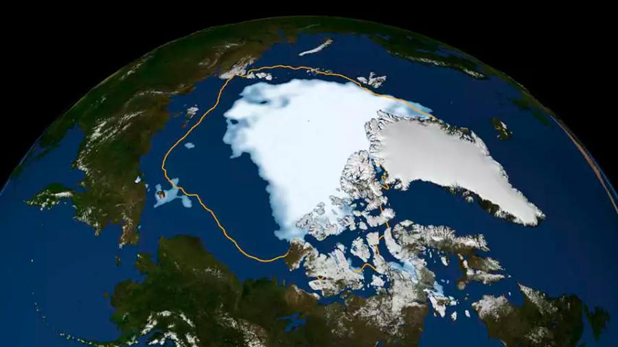 Auguran que el Ártico quedará libre de hielo en verano a partir de 2030