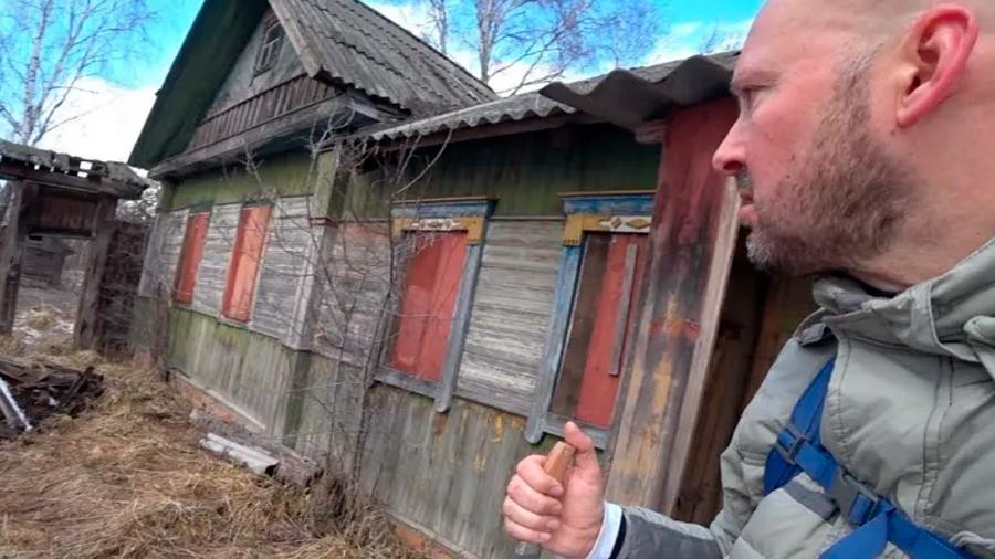 Hallan en zona prohibida de Chernobyl a una abuela de 92 años que vive allí con su hijo