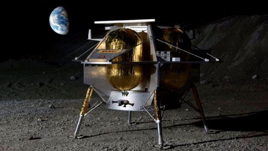 Archivo de 30 millones de páginas sobre la humanidad es enviado a la Luna por si ocurre una hecatombe