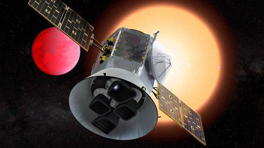 Descubren una 'Tierra caliente' que orbita su estrella en solo once horas