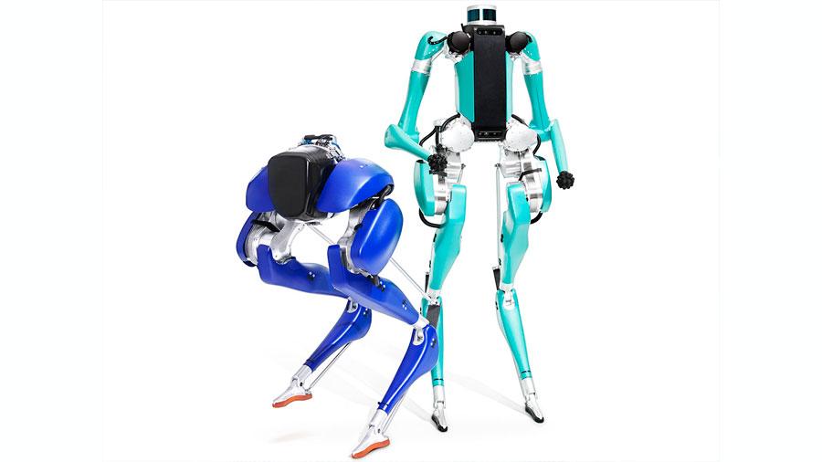 Digit, el robot bípedo que ahora tiene brazos puede abrir puertas para entregar paquetes
