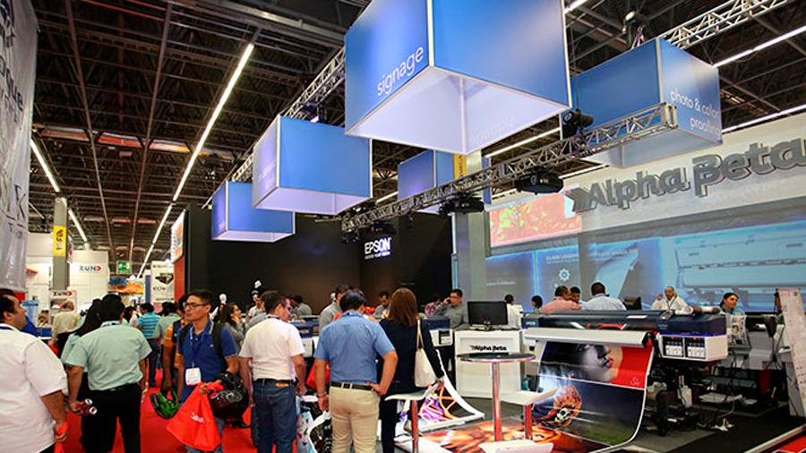 Inicia Expográfica 2019, 40 años como sede de la industria de la impresión, etiqueta y empaque