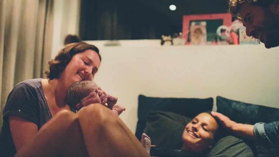 Dar a luz en casa es tres veces más peligroso que hacerlo en el hospital