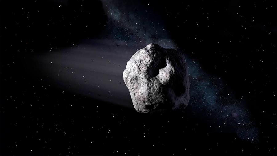 Colosal cuerpo celeste pasará por su punto más cercano a la Tierra este viernes