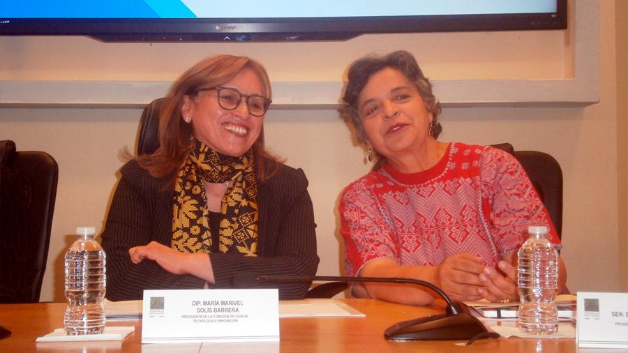 No habrá cambios a la ley de CyT sin la participación de investigadores y empresas: Legislativo