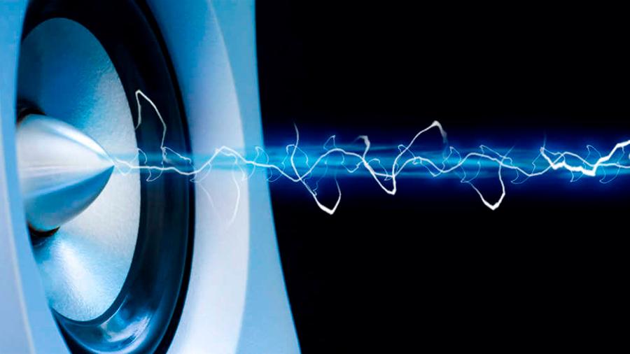 Más evidencia de que las ondas de sonido transportan masa