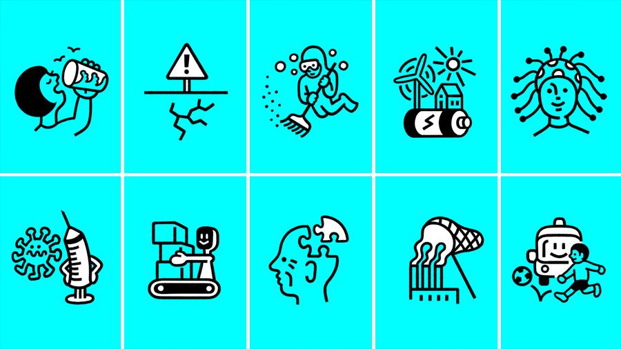 Diez desafíos globales que la tecnología ayudará a afrontar