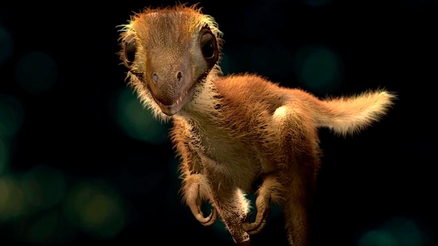 Nueva reconstrucción de un bebé de tiranosaurio rex recuerda más a un ave que a un reptil