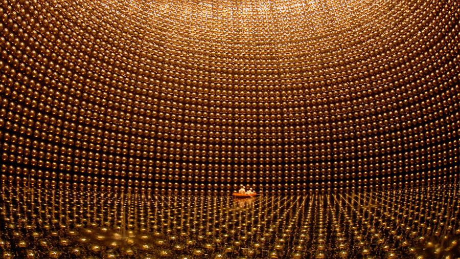 Comienza la caza de partículas fantasma para detectar las supernovas invisibles