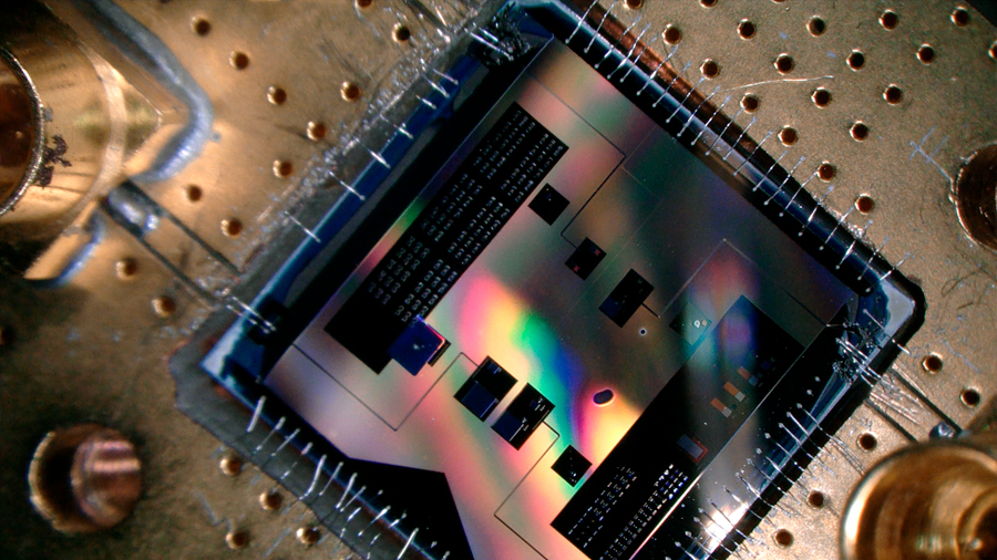 Ya es posible escuchar la radio cuántica
