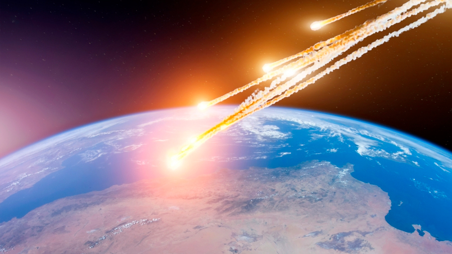 La Tierra ardió en ambos hemisferios por un impacto hace 12.800 años