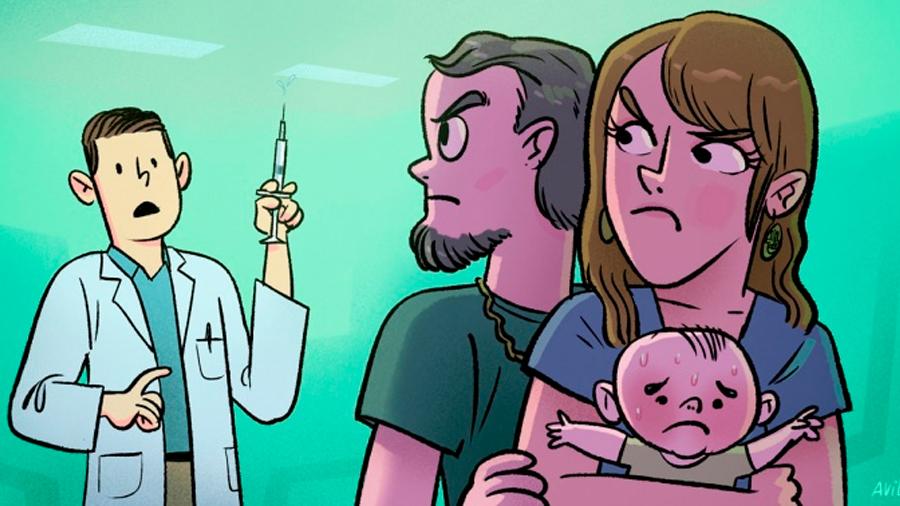 7 países donde los mitos antivacunas han provocado brotes de enfermedades