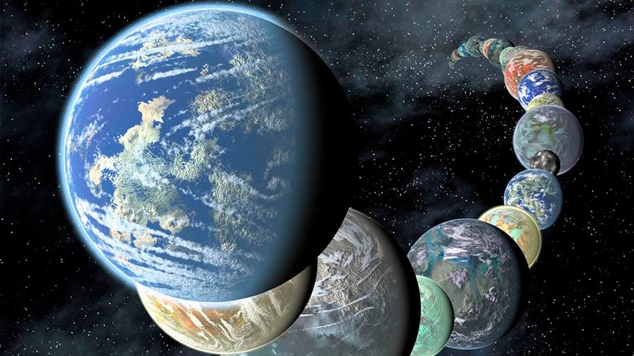 Suman más de 4 mil los exoplanetas identificados
