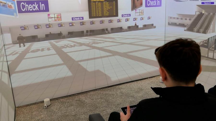 Demuestran que realidad virtual permite a niño autista a superar sus fobias