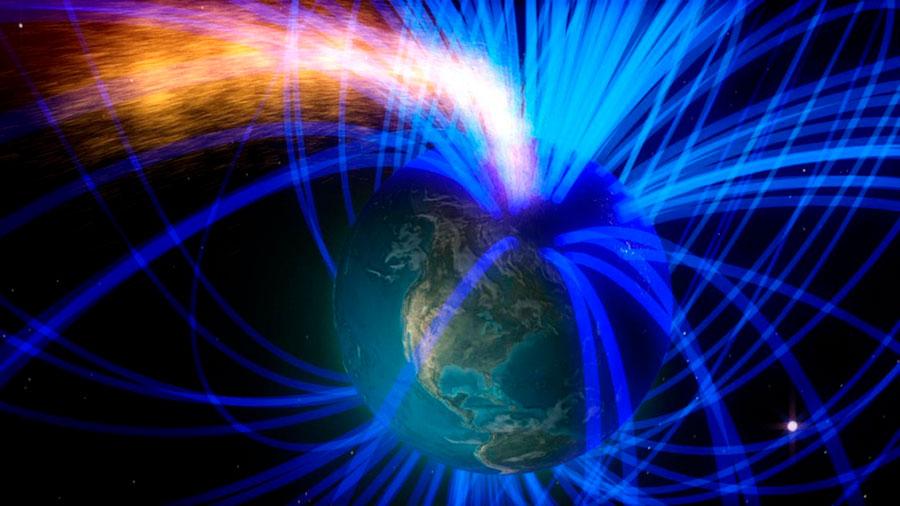 Descubren cómo afectan campos magnéticos de la Tierra al cerebro